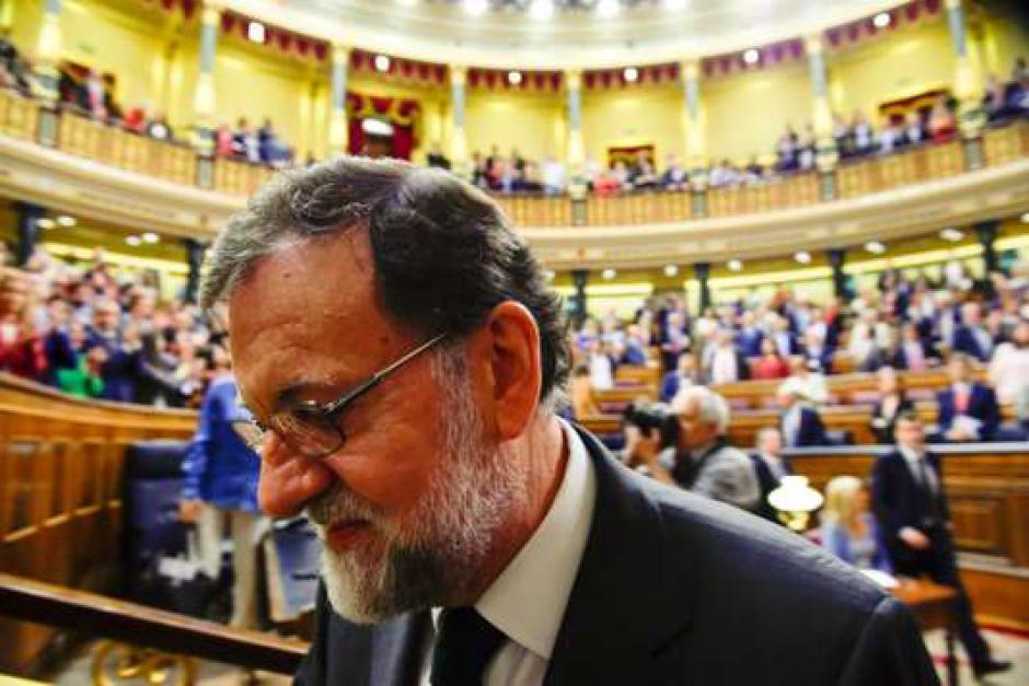 Censure de Mariano Rajoy: ouvrir le chantier d'un changement démocratique en Espagne