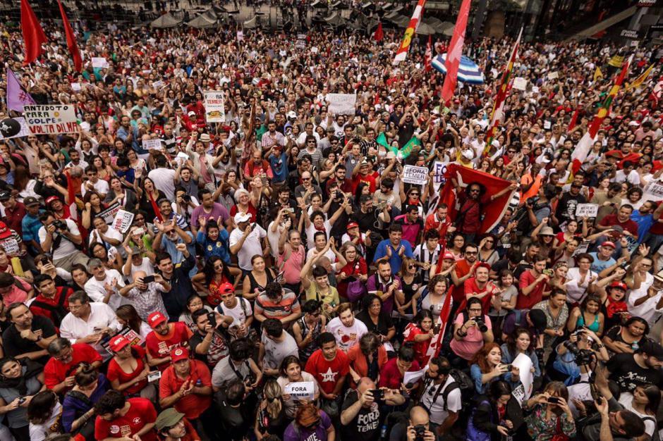 En Amérique latine l'empire est toujours à l'offensive