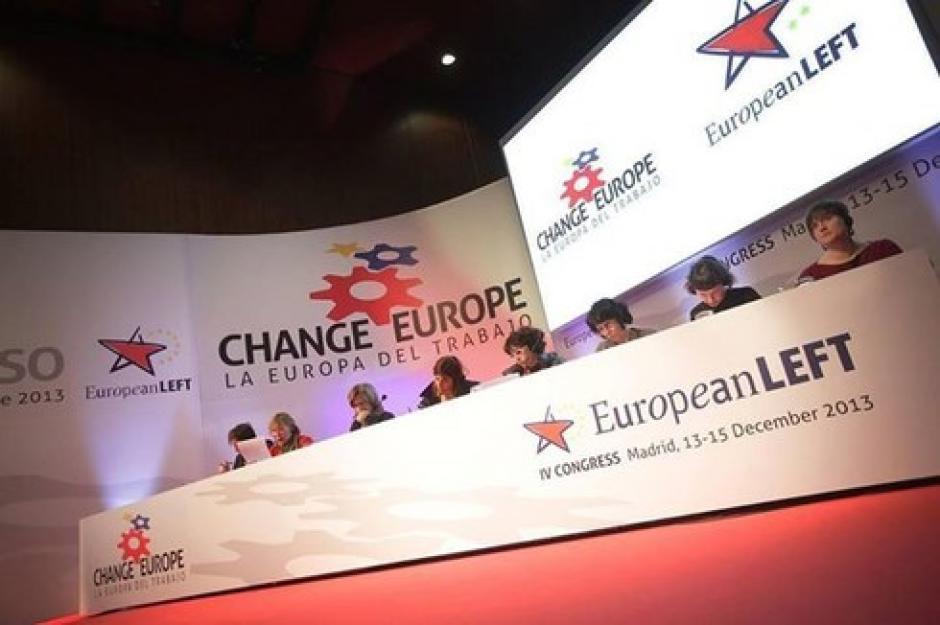 Congrès du PGE : une force et un espoir pour la gauche européenne et pour une Europe solidaire