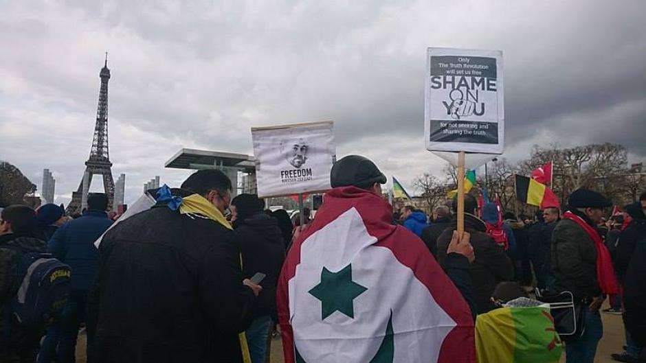 Rif / Hirak : Brutalité répressive du pouvoir marocain (PCF)