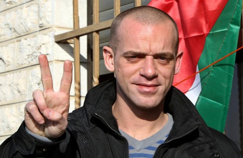 Dans l'arbitraire le plus absolu, Israël menace de 6 mois de détention administrative notre compatriote Salah Hamouri (Pierre Laurent)