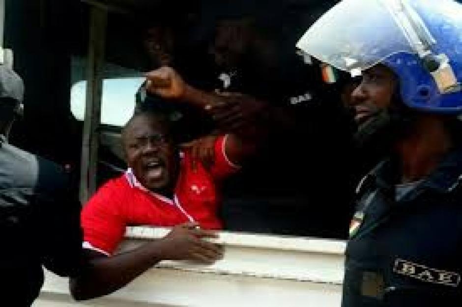 PCF : Arrestation du responsable des Indignés de Côte d'Ivoire, le régime Ouattara dans les pas de Compaoré