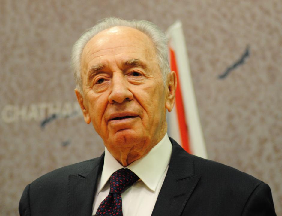Décès Shimon Peres: