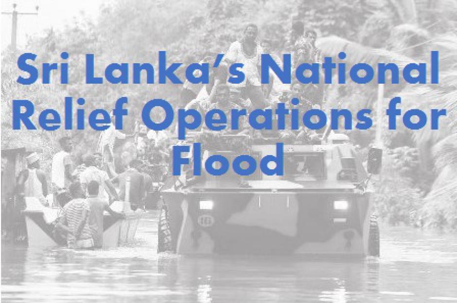 Inondations au Sri Lanka : un gouvernement français aux abonnés absents