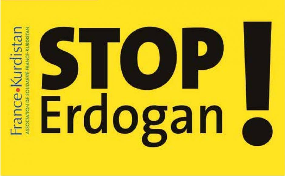 #STOP ERDOĞAN