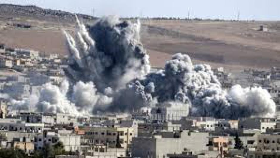 Syrie: Faire cesser le massacre des civils dans la province d'idlib (PCF)