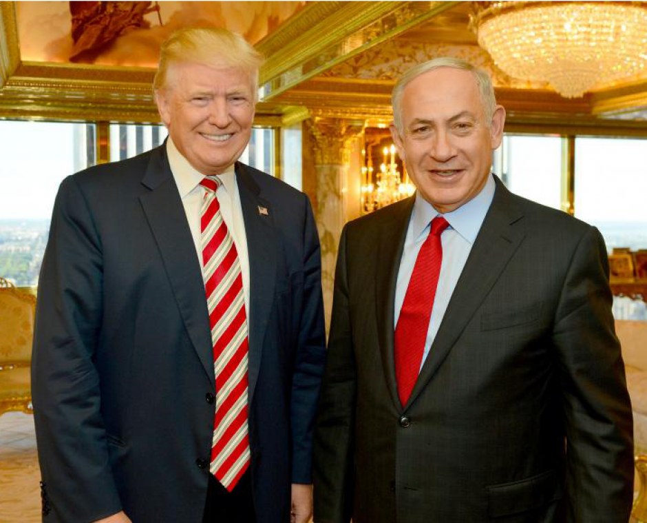 Israël/Palestine: «L'alliance Trump-Netanyahou met en péril toute perspective de paix»
