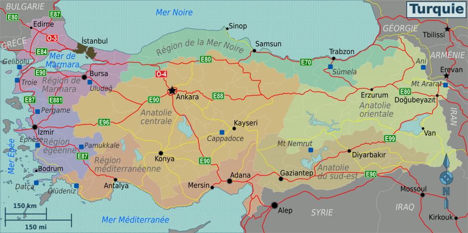 La Turquie d'Erdogan sème la terreur