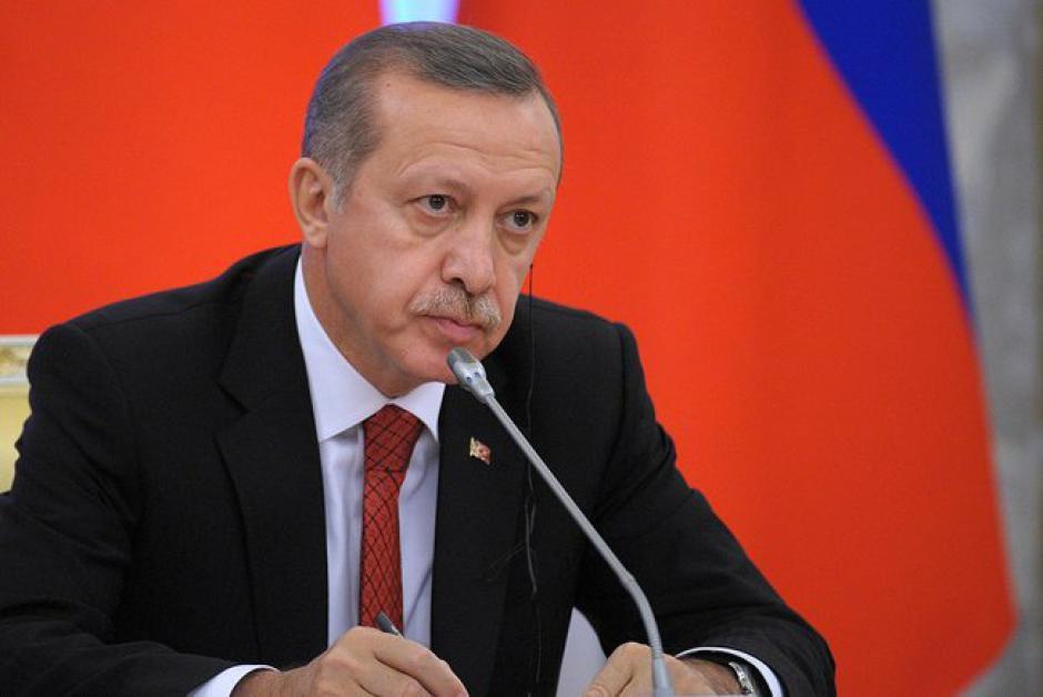 La Turquie sous la dictature d'Erdoğan