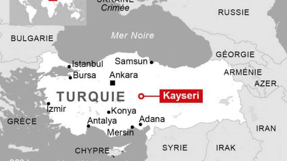 Attentat de Kayseri: seule la voie de la paix et de la démocratie sortira la Turquie de la spirale de la violence