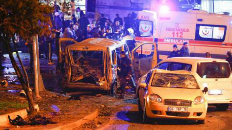 Attentat d'Istanbul: Le terrorisme cimente la haine dont se nourrit le régime Erdogan