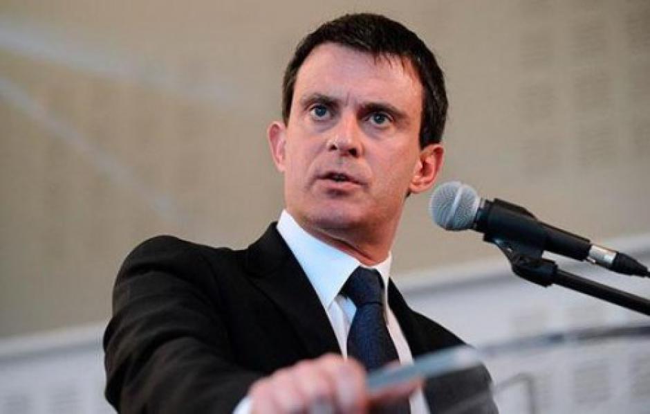 Manuel Valls fait le choix de la droite au Venezuela (PCF)
