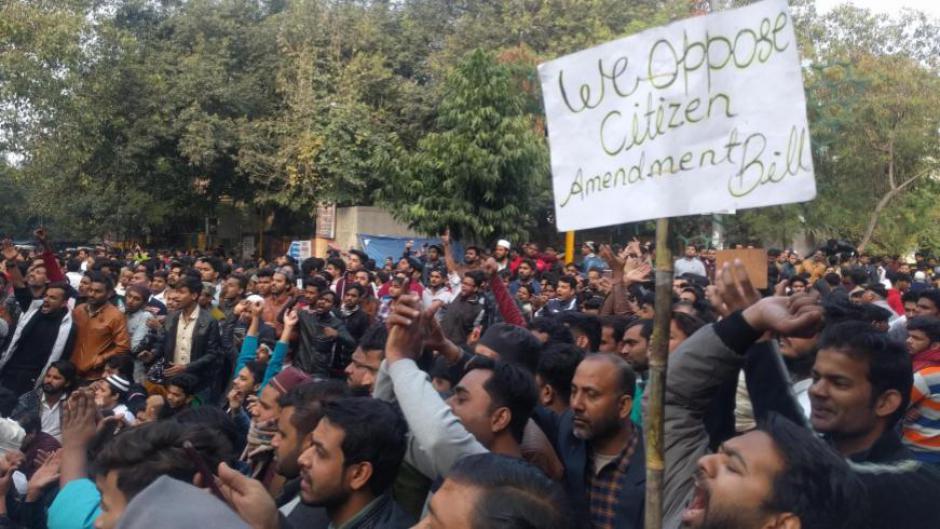 Inde: Contestation contre la réforme xénophobe de la citoyenneté