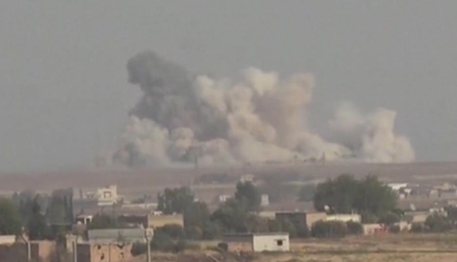 Le PCF condamne la criminelle agression turque contre les kurdes de Syrie