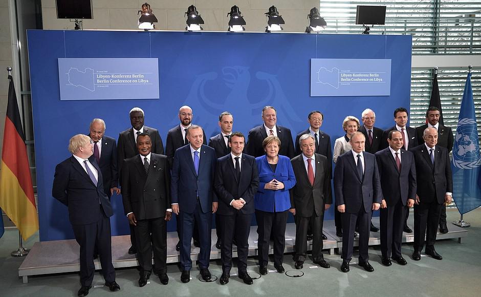 Libye: Encourager tous les efforts en faveur d'une paix durable