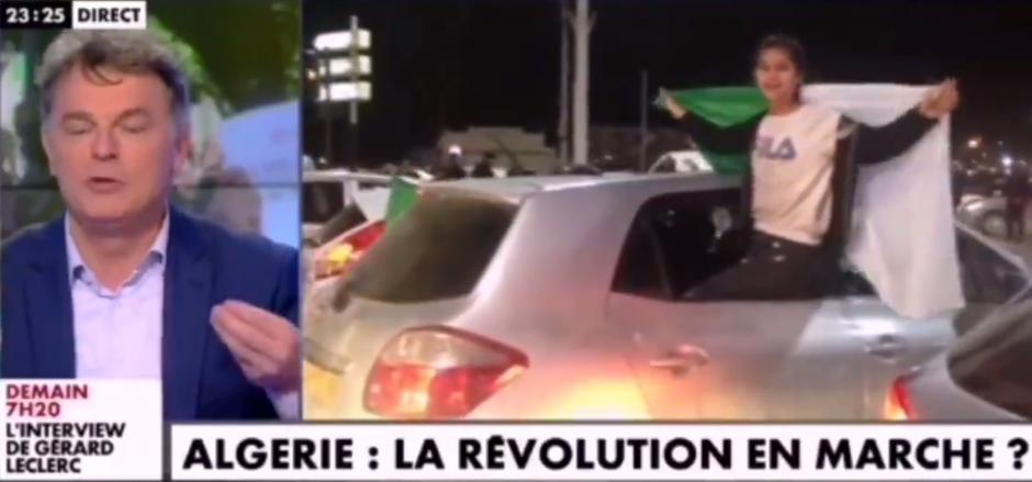 Une première victoire pour le peuple algérien (Fabien Roussel)