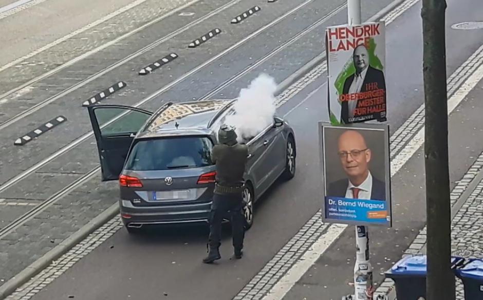Attentat à Halle : la lutte contre l'antisémitisme et l'extrême-droite est au cœur du combat communiste et de la gauche partout en Europe