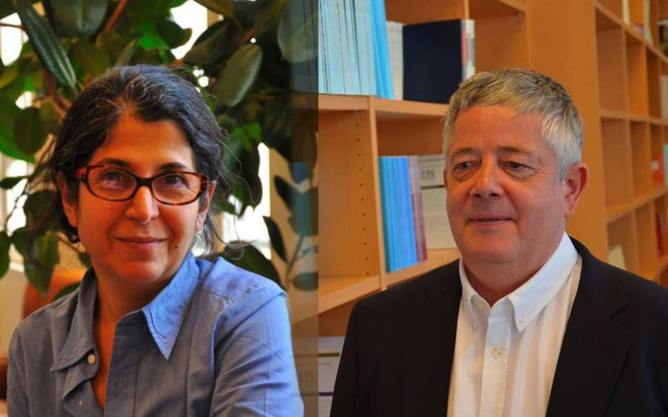 Iran: liberté pour les 2 universitaires français