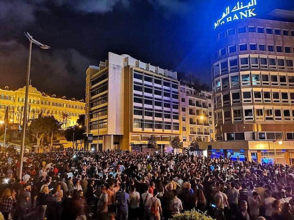 Liban: Halte à la répression brutale