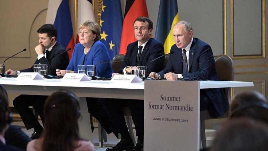 Sommet sur l'Ukraine: Le gouvernement français doit faire pression pour le retour à la paix