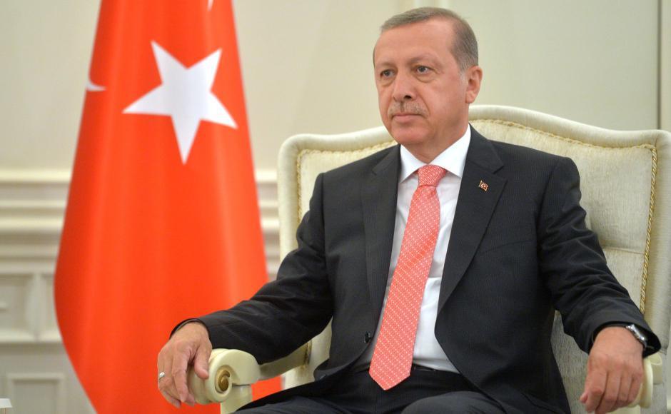 Erdogan à Paris : Une provocation et un outrage (PCF)